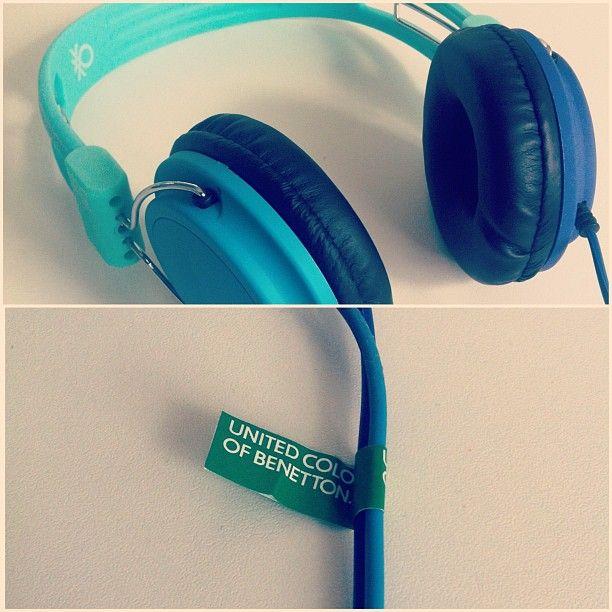 Acercarse Inocente golondrina  benetton #headphones @bettina | Headphones | Moda, Estilo y Accesorios