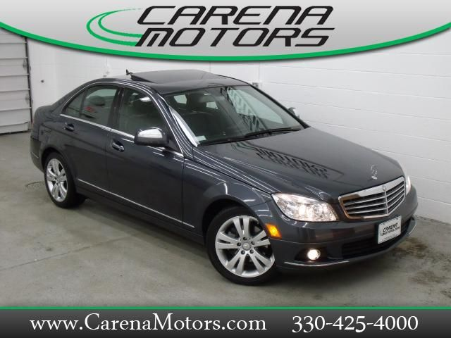 2009 Mercedes Benz C Class C300 Luxury Model All Wheel Drive With