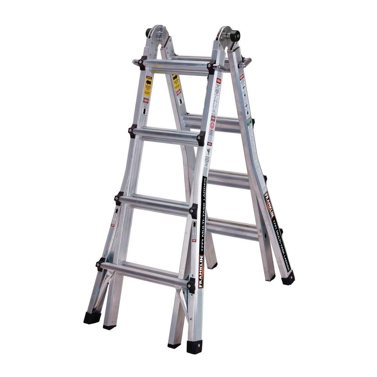 The 12 Black Friday Deals At Harbor Freight That Will Have You Knocking Down The Door Folding Ladder Ladder A Frame Ladder