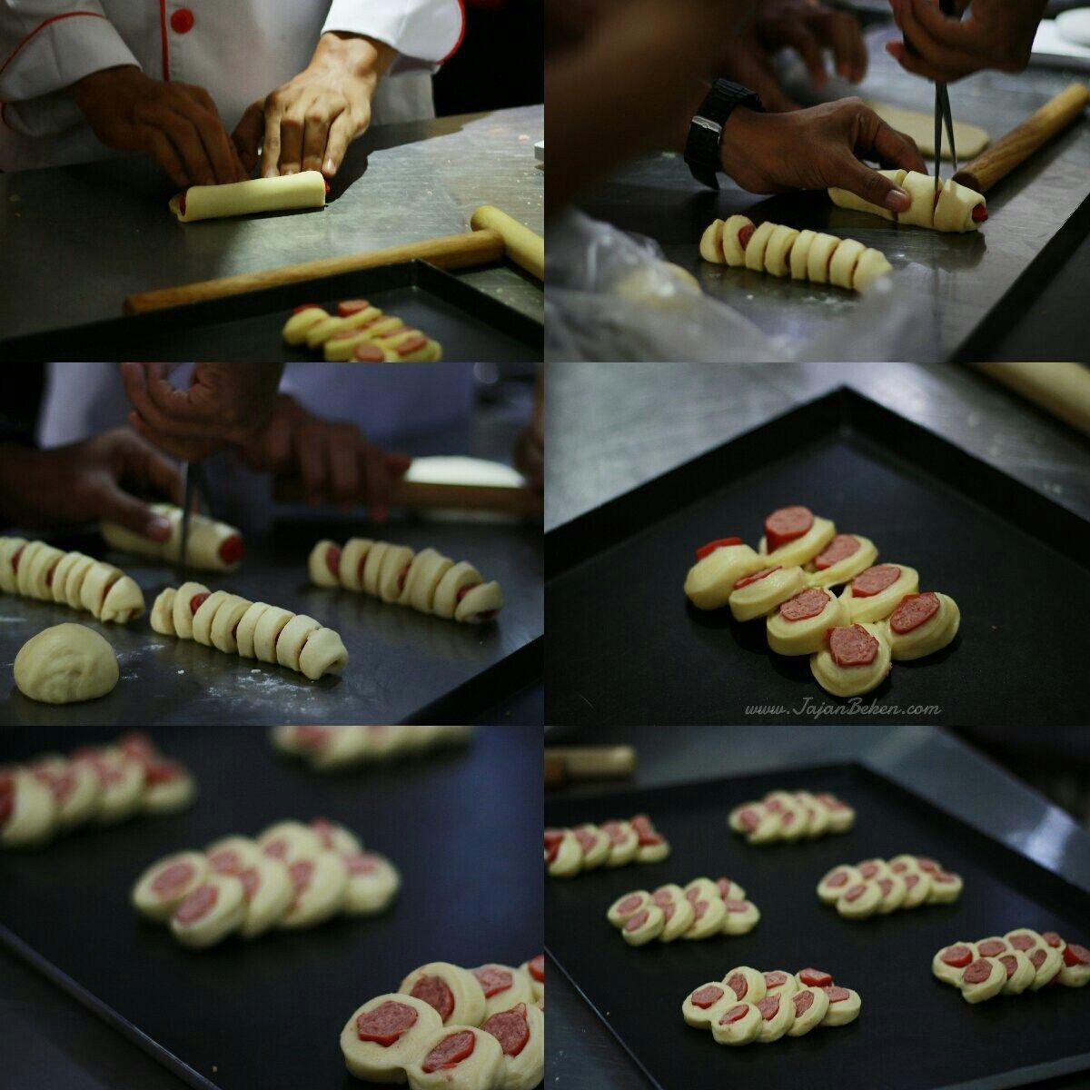 cara membuat japanese bread dengan tepung terigu kabuki