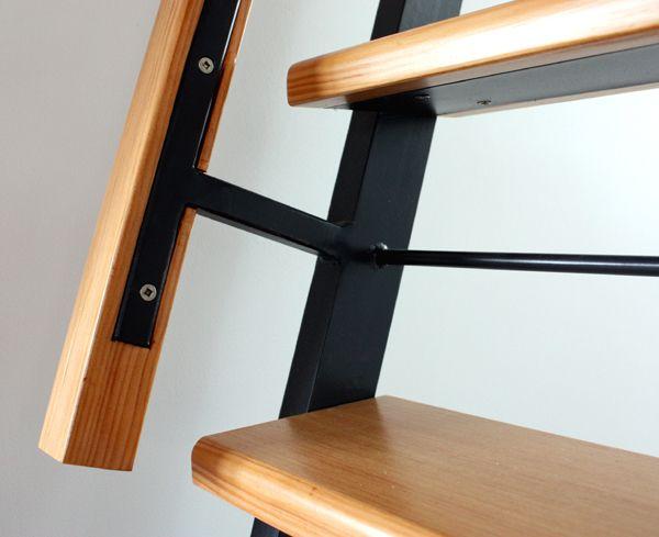 Loft Ladder Stair Details Chezerbey Loft Ladder Stair Detail Stairs