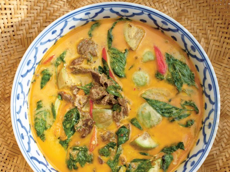 Curry De Boeuf Au Lait De Coco Recette Cuisine