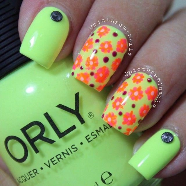 Pin de Jenicita Bernal en uñas | Pinterest | Diseños de uñas, El sol ...