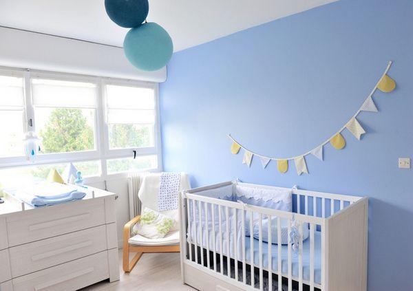 Decoração de quarto de menino - Por Blog Dádiva de Mãe