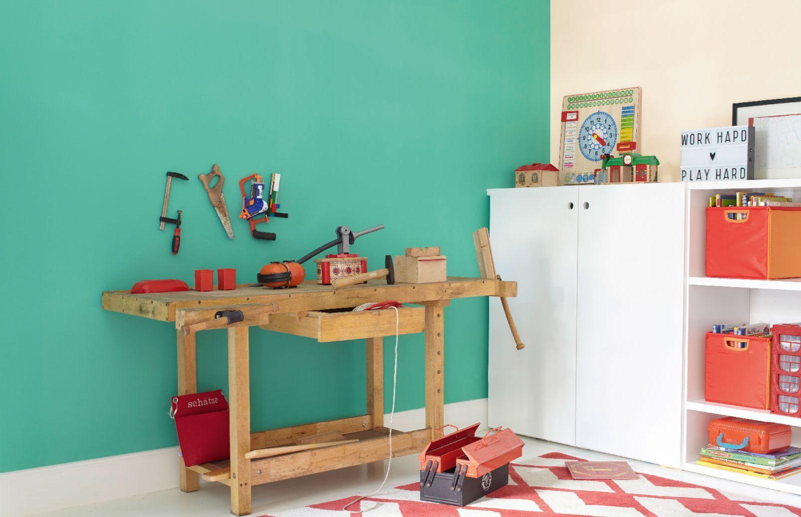 Alpina Farbenfreunde 2,5 L | Kinderzimmer-Farben | Keine ...