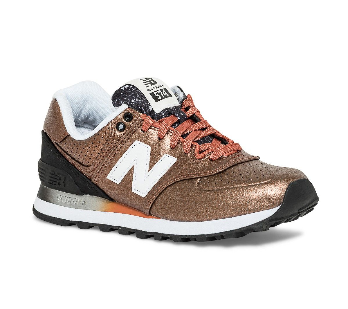 new balance beige pailleté