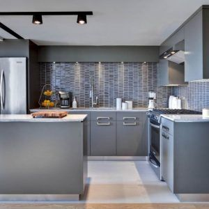 Small Modern Kitchen Designs 2012  Httppascalito Fair Modern Kitchen Design Trends 2012 Review