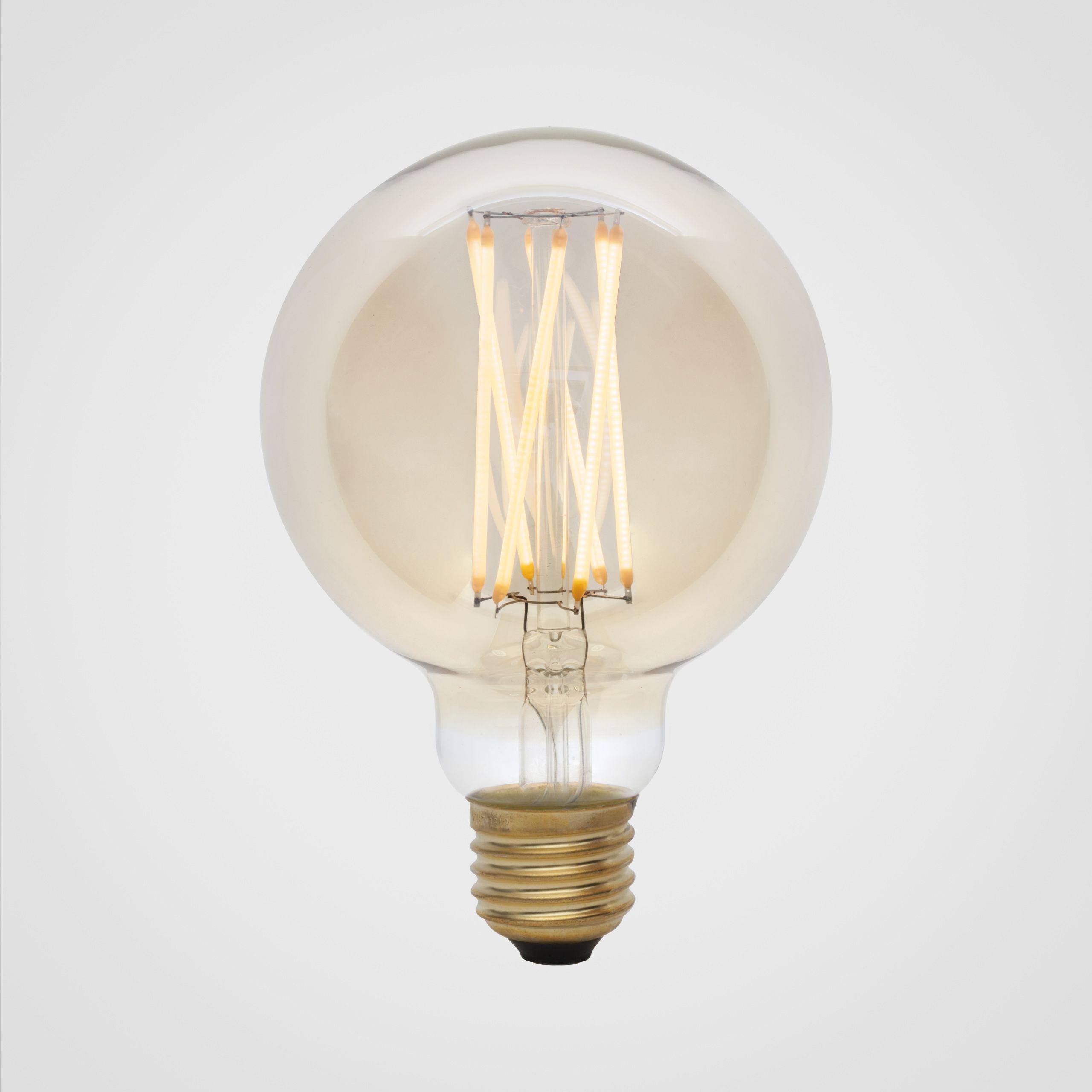 Elva Exposed Filament Light Lighting Pendant