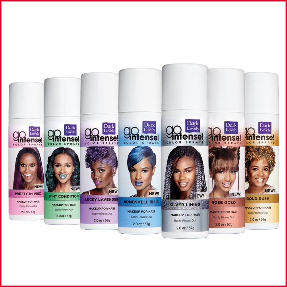 Inspirational Temporary Hair Coloring Products Collection Of ...