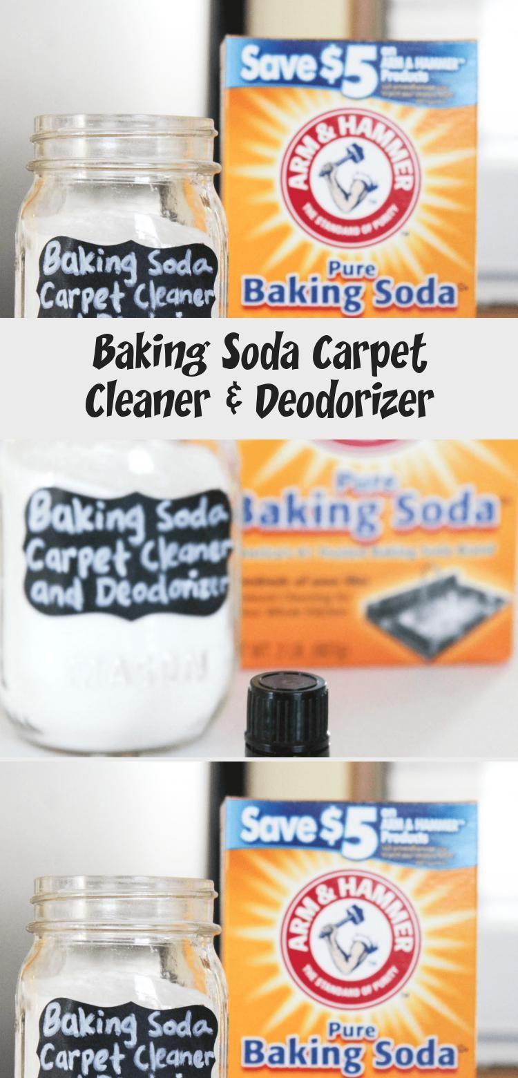 So Reinigen Und Desodorieren Sie Ihren Teppich Mit Backpulver Reinigen Sie Naturlich Mit B Baking Soda Cleaning Baking Soda On Carpet Carpet Cleaner
