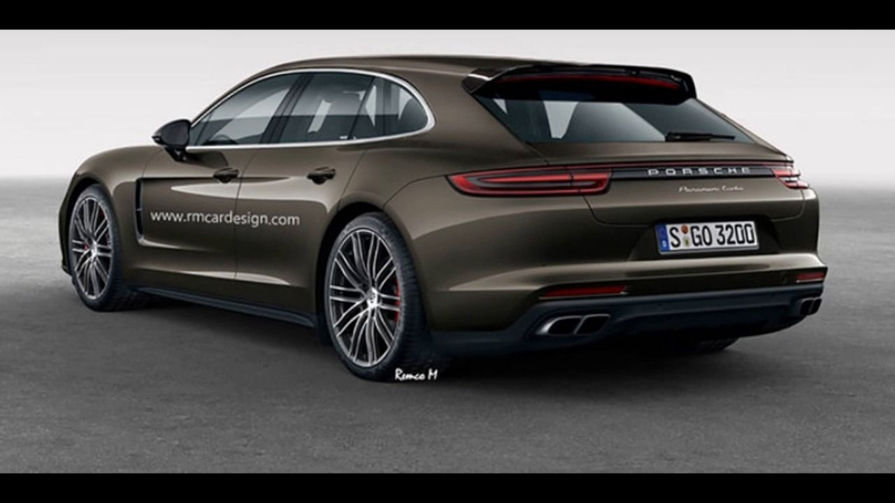 The 2019 Porsche Panamera Picture Release Date And Review