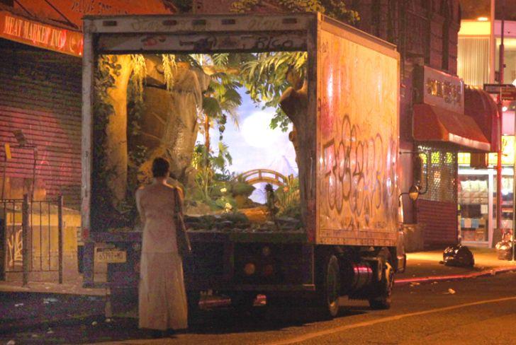 Banksy truck !