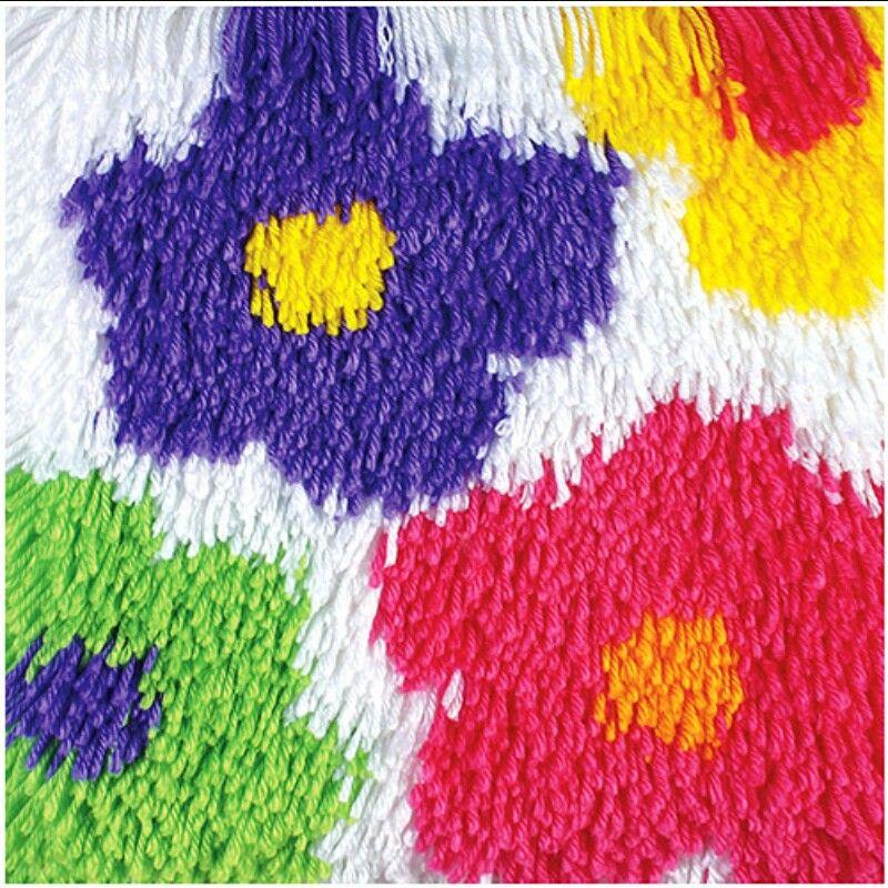19++ Bouquet latch hook crafts info