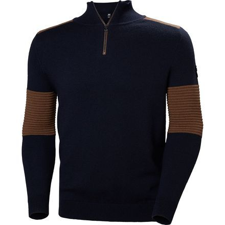 Photo of Helly Hansen Hod Knit 1/4 Zip Sweater – Men's