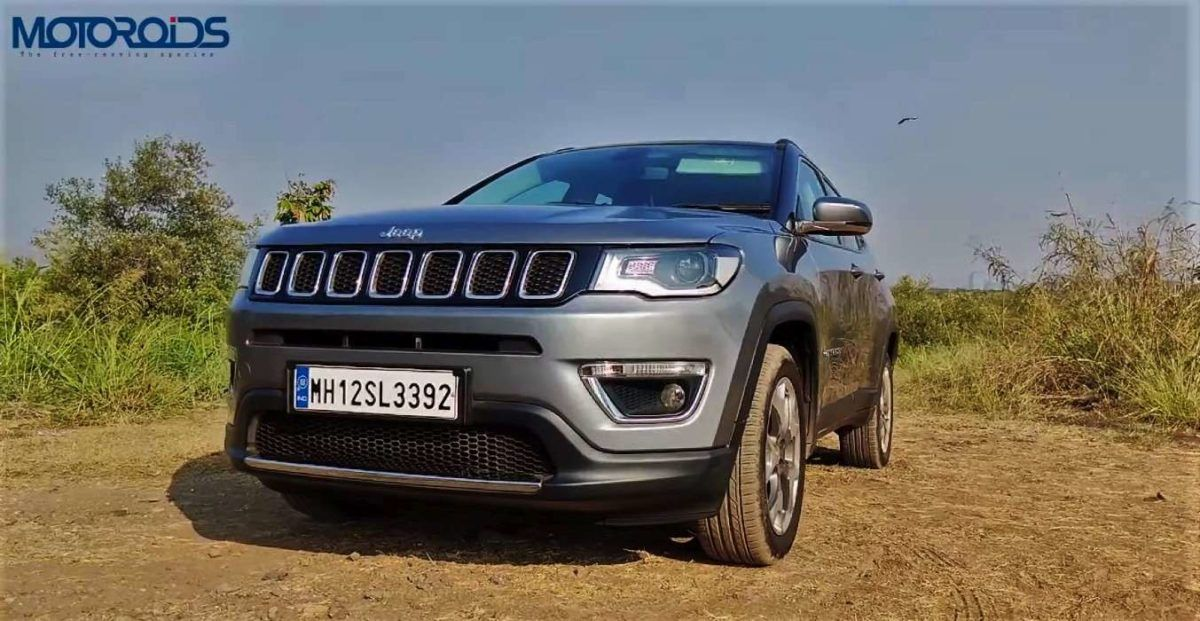 Jeep Compass Bs6 Diesel Automatic Review In 2020 Car Collection