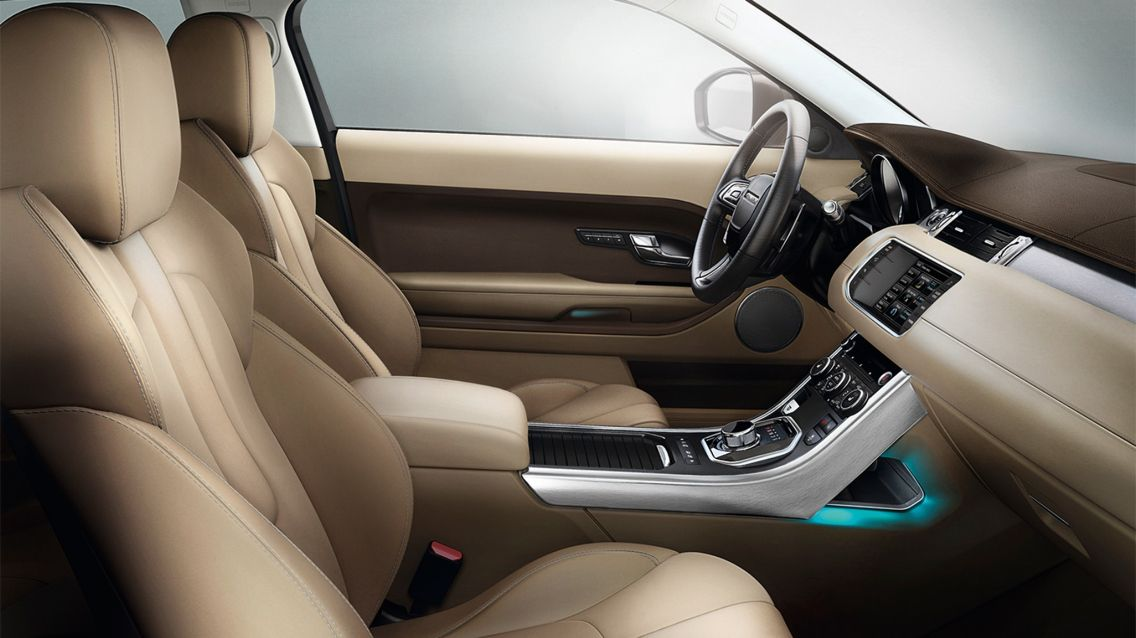 Almond interior, Range Rover sport Range rover evoque