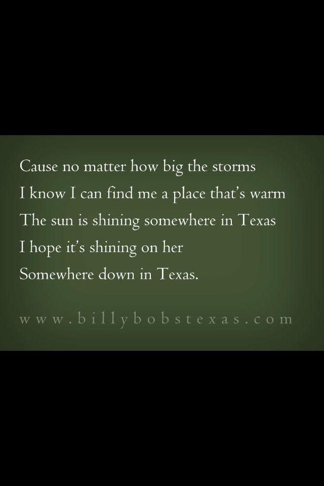 Lyric songs about texas lyrics : Jason Boland... One of my favorite songs