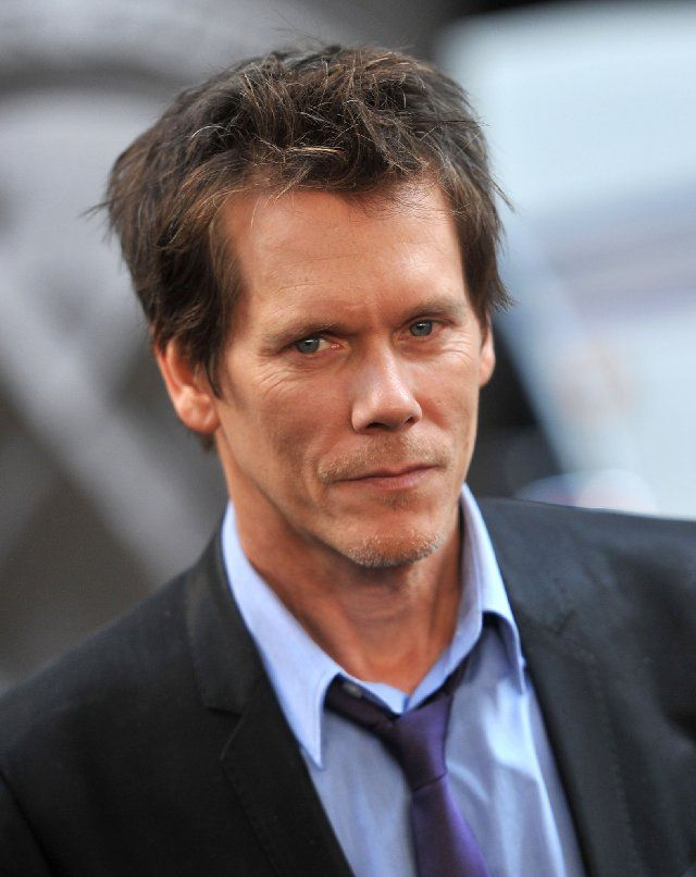 Kevin Bacon - actor & dancer. Famous for Footloose, JFK, A Few Good Men and Apollo 13. Also known for Six Degrees of Kevin Bacon. Now starring in suspenseful serial killer TV show The Following.