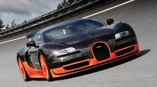 very very fast cars the bugatti super sports is very fast and it looks very - Super Fast Cool Cars