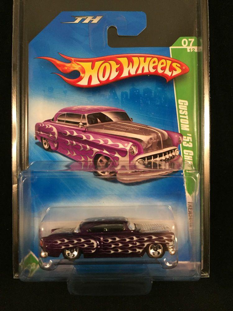 Hot Wheels 2009 Treasure Hunt Custom /'53 Chevy 2