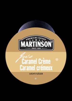 Case Martinson Caramel Creme 96ct --$47.50
