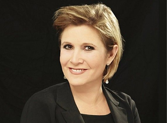 Carrie Fisher. From Princess Leia to 'Postcards From the Edge'. As neophyte Jezebel in Warren Beatty's 'Shampoo' to 'Wishful Drinking' she remains the insiders outsider.  She may be the poster child for mental illness but that doesn't mean that even here in darkness there is not humor. One of our great wits, one of our great minds. An always Phoenix.