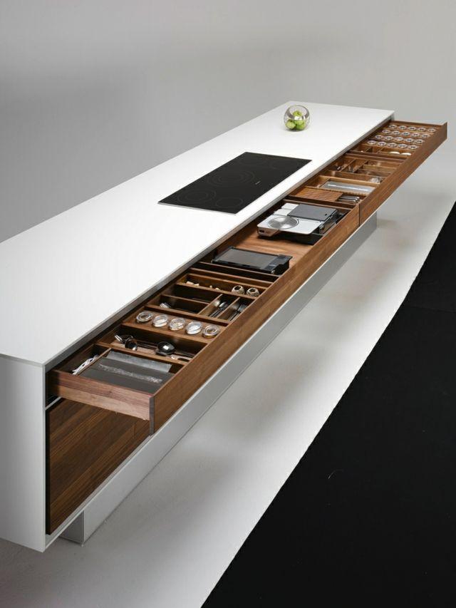 Photo of Arbeitsplatten für die Küche – 25 coole Designs