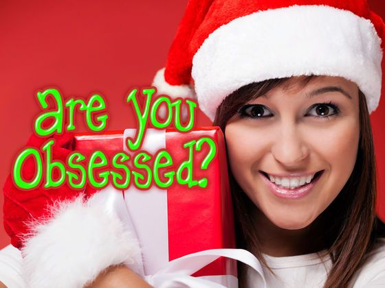 are you obsessed with christmas take the quiz