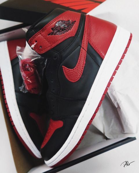 9600534d884 The Air Jordan 1 High OG Bred Is Almost Here! | Africa fashion ...