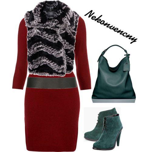 Úpletové šaty a ich štylistické premeny