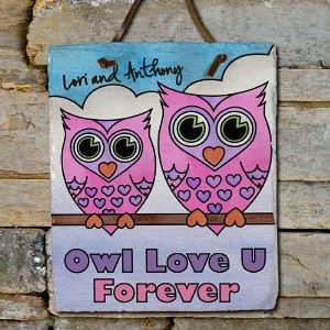 owl love you 4ever