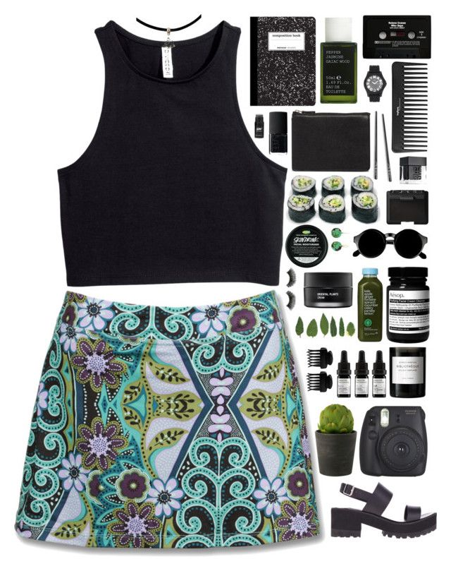 """""""It was my worse mistake but best lesson"""" by daisy-blooms ❤ liked on Polyvore featuring prAna, Linea, Korres, ASOS, CASSETTE, Marc by Marc Jacobs, Sephora Collection, NARS Cosmetics, H&M and Givenchy"""