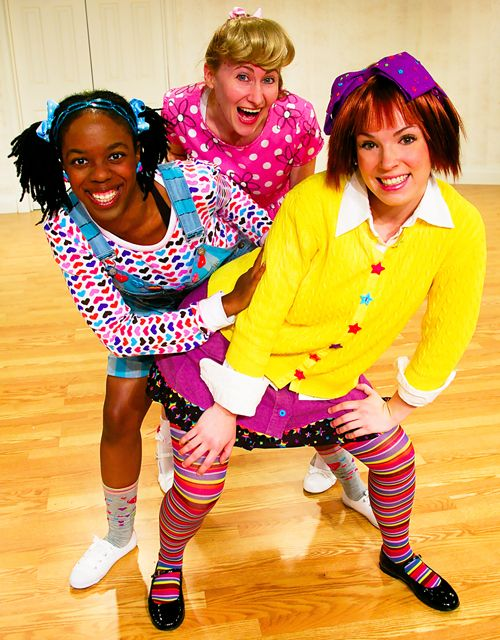 My plans for a Halloween costume this year...Miss Junie B Jones ...