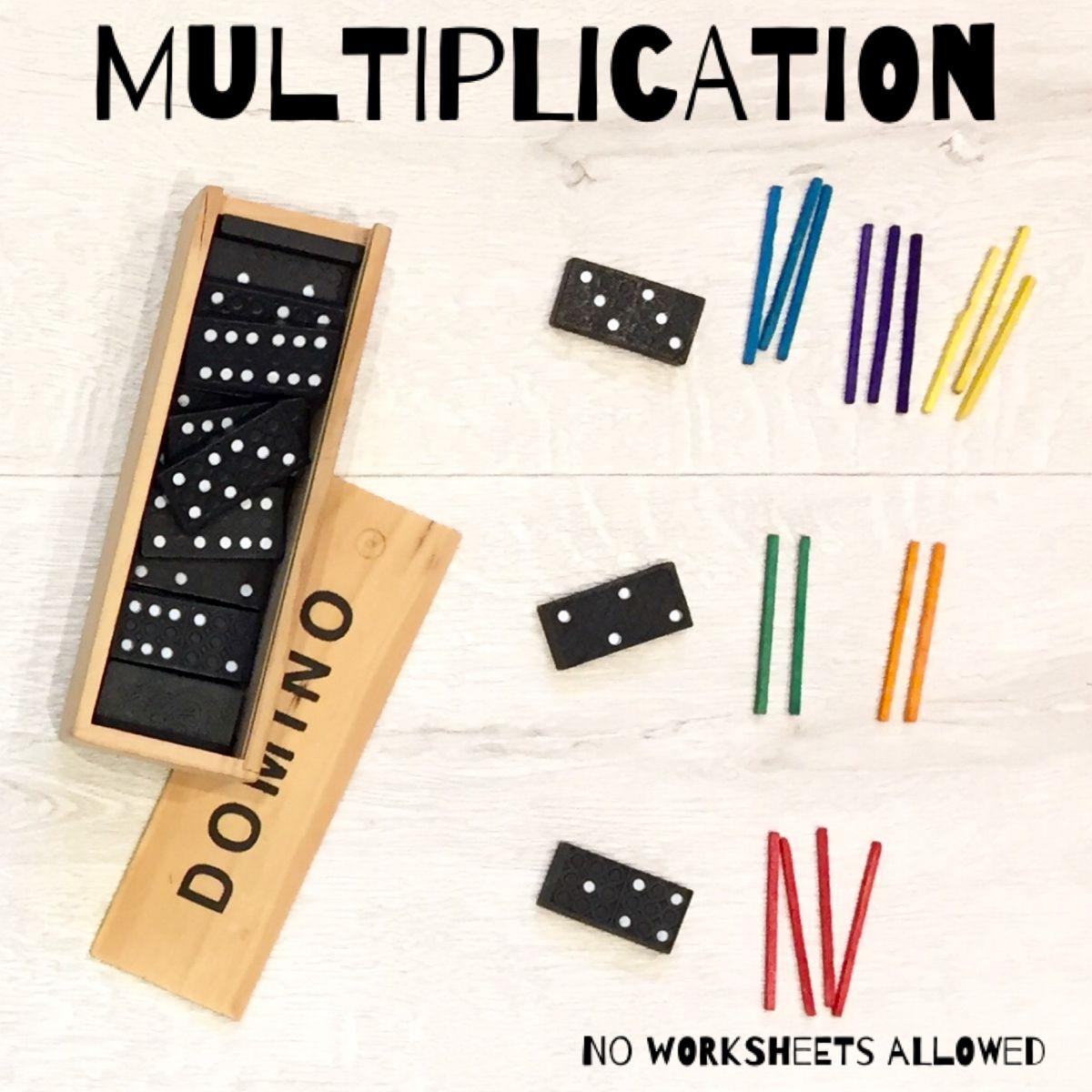 Multiplication Activity In