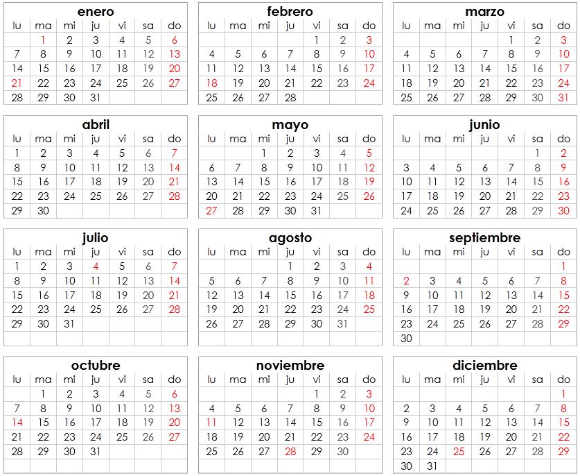 98 kb jpeg almanaque 2013 para imprimir calendar 2013 png