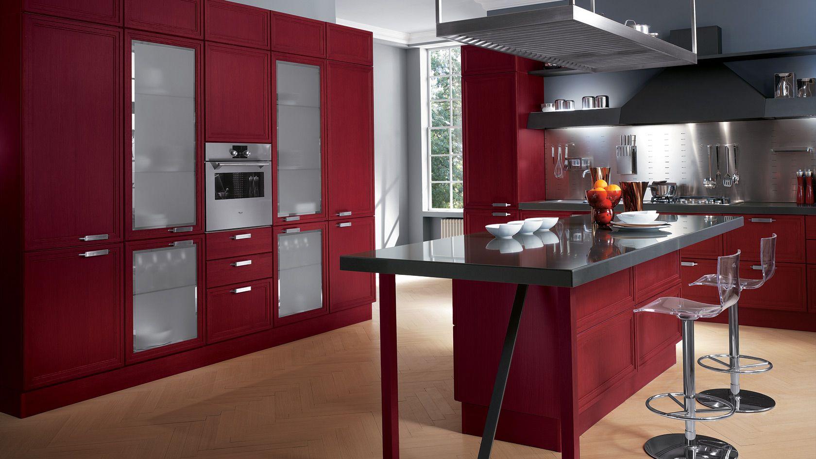 Cucina classica Focus | Sito ufficiale Scavolini | Kitchen | Kitchen ...