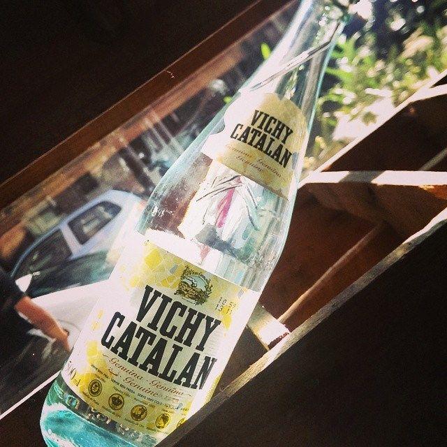 Vichy Catalan genuina, por @tavernabcn