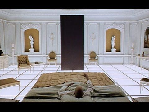 Jay Weidner: 2001 A Space Odyssey, Gnostic ending ...