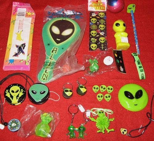 Alien Treasures!