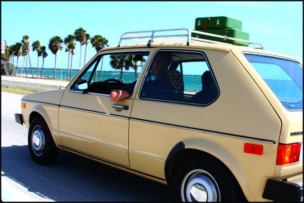 Roof Rack Ideas From Volkswagenownersclub Com Vw Rabbit Volkswagen Golf Mk1 Volkswagen