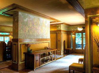 Meyer May House In Grand Rapids Michigan Frank Lloyd