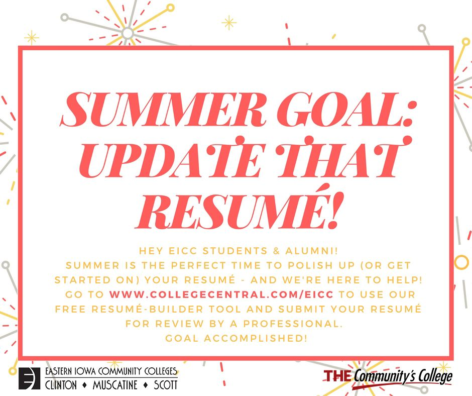 Need help building your resume, or maybe just polishing it up? We - your resume