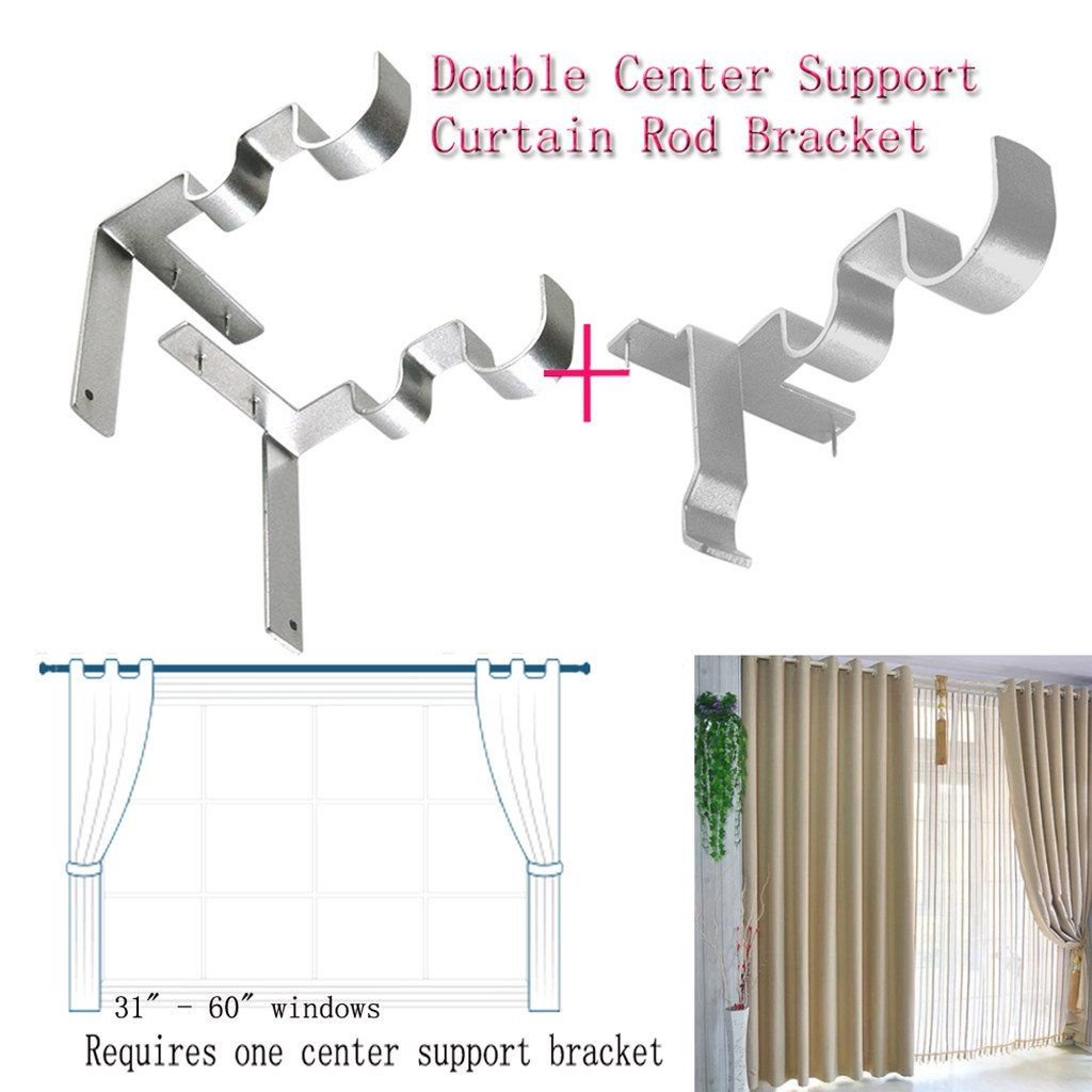 80 Latest Adjustable Curtain Rod 2 Pcs Curtain Rod