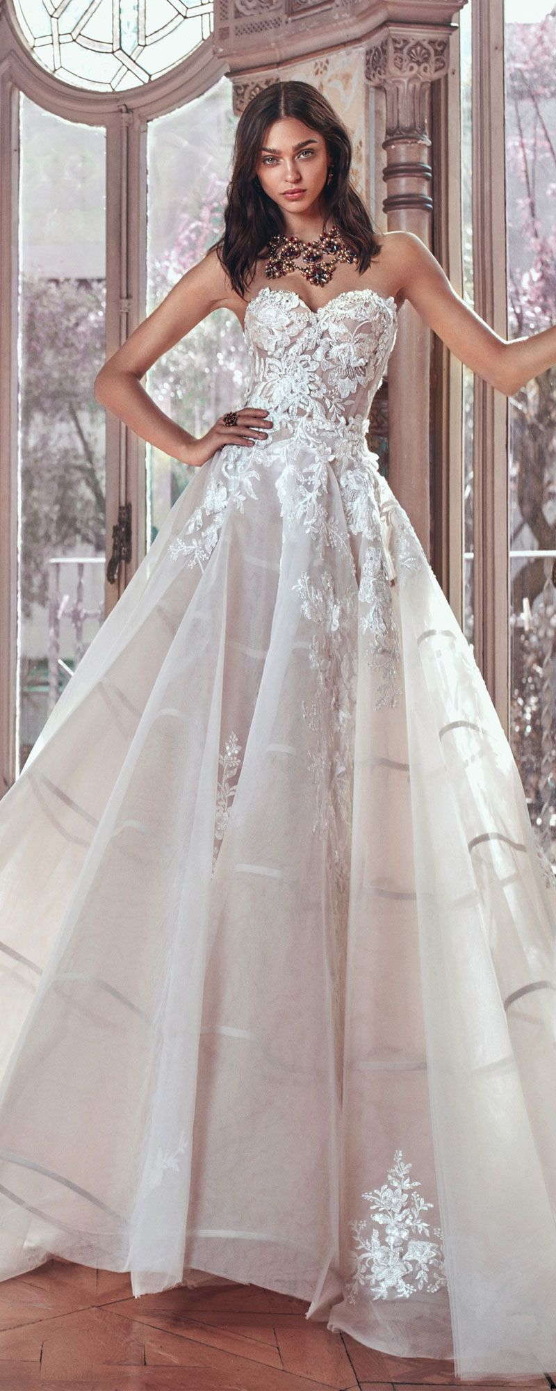 ab7b9b40699 Galia Lahav Spring 2018 Bridal Collection