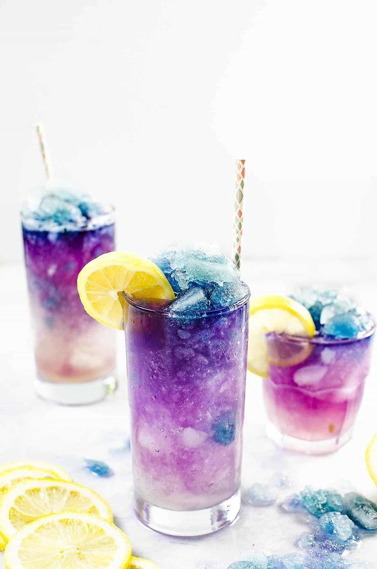22 Erfrischungsgetränke für den Sommer #homemadesweets
