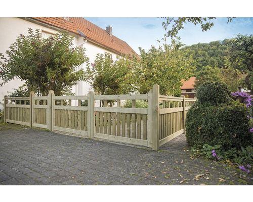 Holzzaun hornbach