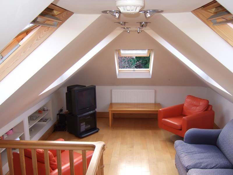 London Builders Blog Attic Rooms Small Attic Room Loft Room