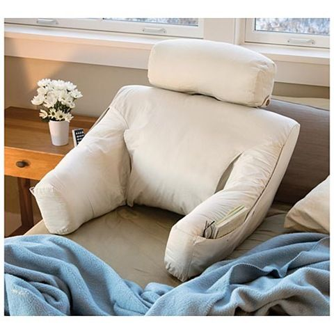 Bedlounge Pillow Bed Rest Pillow Back Support Pillow Bed