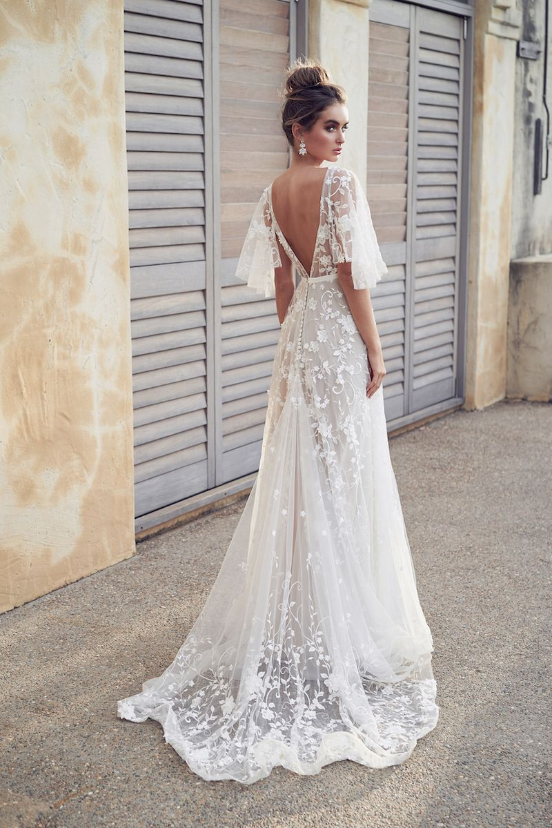 bfe227b0ef547 Sunshine Coast Wedding Guide | wedding | Applique wedding dress ...