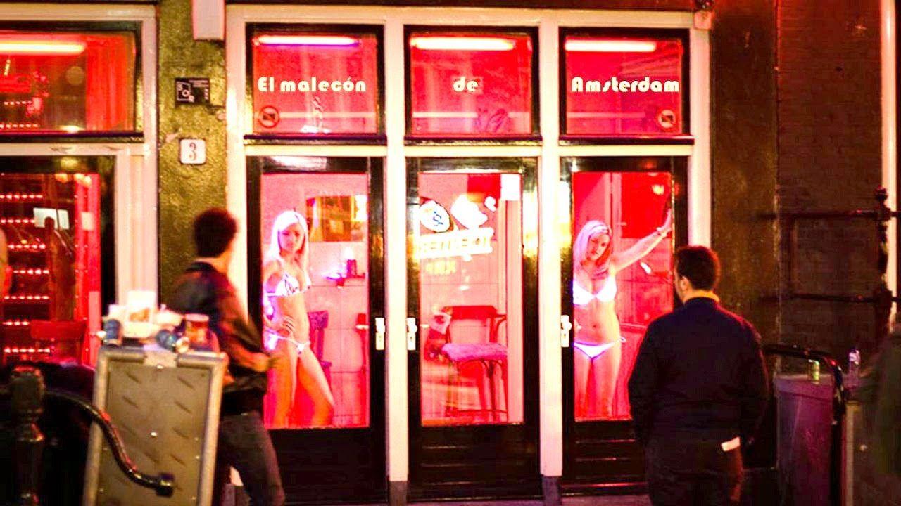 Prostitucija U Tri Smene Red Light District Amsterdam Amsterdam